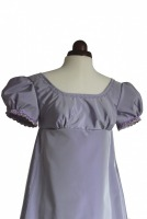 Ladies Jane Austen Regency Straw Poke Bonnet