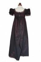 Ladies Black  Regency Parasol