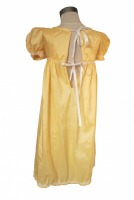 Girl's Regency Jane Austen Costume Age 3 - 4 Years