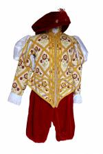 Men's Deluxe Medieval Tudor Elizabethan Costume