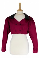 For Sale Purchase Made To Order Ladies Deluxe 19th Century Regency Spencer Jacket Sizes 6 - 26