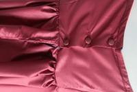 Ladies Black Victorian Regency Lacy Gloves