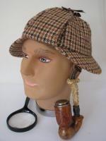 Mens Sherlock Holmes Victorian Edwardian Costume