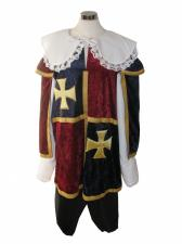 Mens 17th Century Musketeer Costume