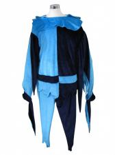 Mens Medieval Jester Costume Image