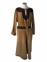Ladies Saxon Viking Fancy Dress Costume