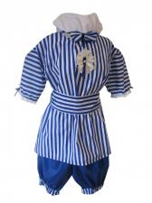 Ladies 1920s 1930s Bathing Belle Costume Size 10 - 16