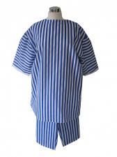 Men's Victorian Edwardian Bathing Suit Costume Image
