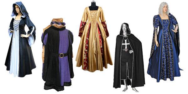 Fancy Dress Hire, Complete Costumes, UK